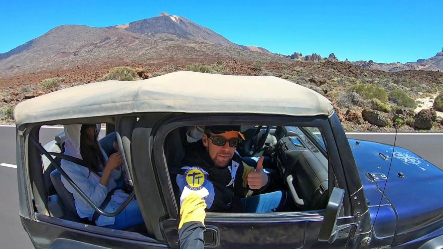 JEEP SAFARI TEIDE
