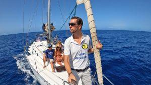 barca a vela Tenerife