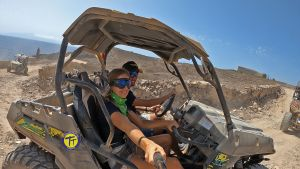 buggy safari Tenerife