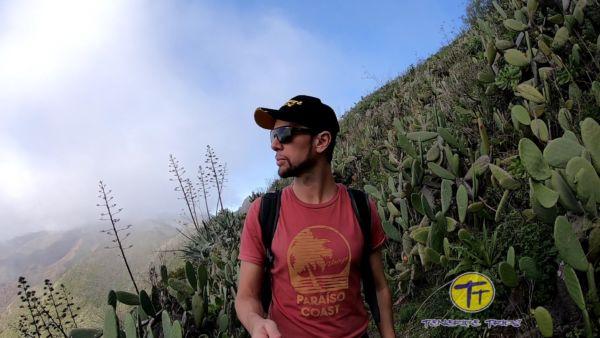 masca trekking