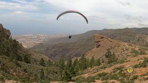 paragliding Teneriffa
