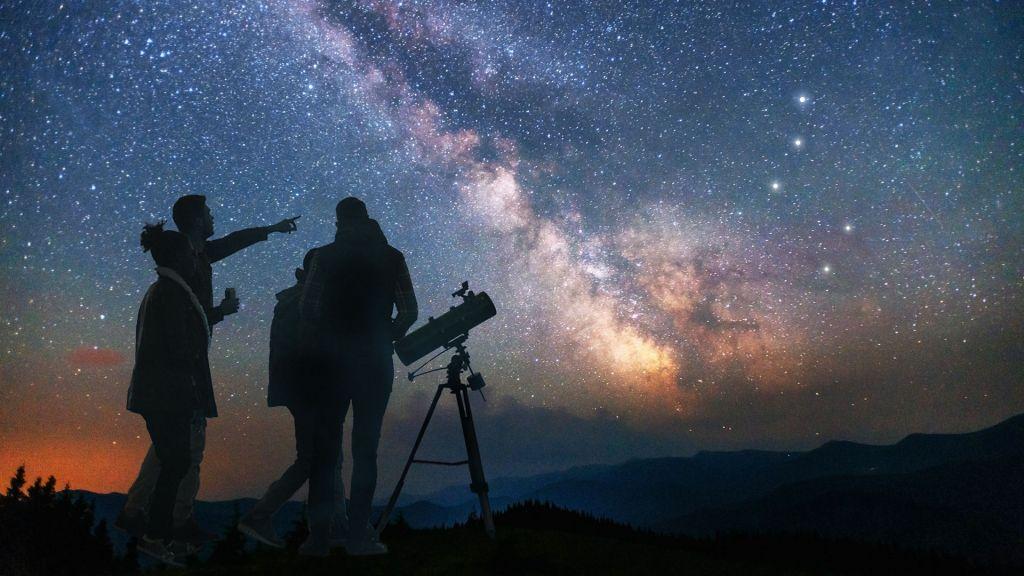 tour astronomico sul Teide