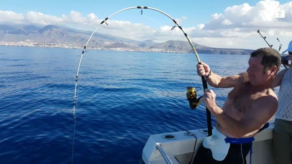 Tenerife fishing