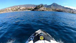 moto de agua Tenerife