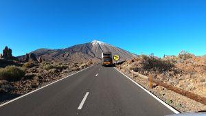 escursione al Teide Tenerife
