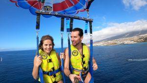 parasailing Teneriffa